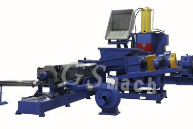 PP/PE Filler Master Batch Manufacturing Machine Kneader Line For Blowing Films