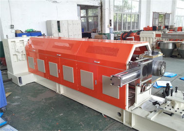180 KW Single Screw Extruder Machine Barrel For Plastic Recycle Extrusion Line