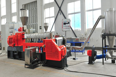 110L Kneader Two Stage Extruder 500-600 Kg/H Capacity ISO9001 Approval
