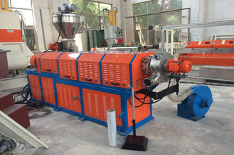 Extruder machine single screw extrusion line barrel for plastic extruder machine