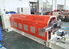 China 180 KW Single Screw Extruder Machine Barrel For Plastic Recycle Extrusion Line company