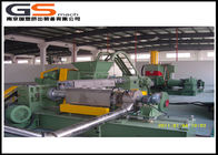 China Carbon Black Master Batch Manufacturing Machine With Kneader / Two Stage Extruder company