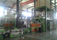 China CE ISO9001 A4 Printing Stone Paper Making Machine With PE / Caco3 800-1000kg/H factory
