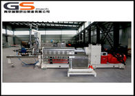 Plastic Extrusion Process With Water Cooling , Plastic Recycling Granulator Machine