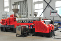China High Speed Mixer Pvc Pelletizing Machine With 500 - 600 Kg / Hour Capacity factory