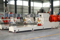 Twin screw extruder filler masterbatch granulator PP PE granules making machine