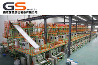 China 800 - 1000kg/H Box Stone Paper Machinery Waterproof Notebook Production Line company