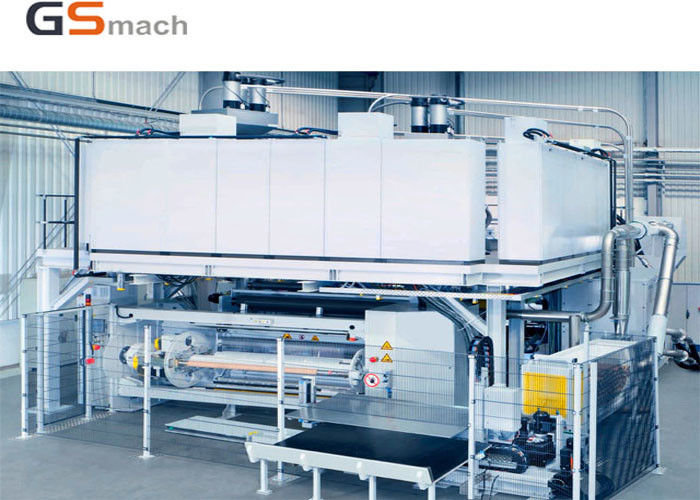 Roll To Roll Pe Paper Coating Machine Paper Plate Lamination Machine