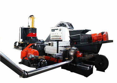 Kneader Rubber Mixer Machine Two Stage Extruder , Kneader Machine For Rubber Mixing
