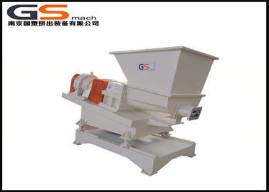 Electrical Heating Rubber Mixer Machine With Twin Screw Extruder / Force Feeder
