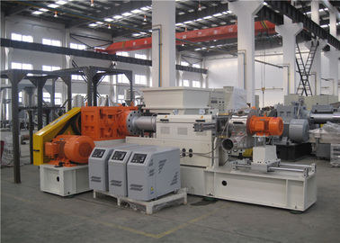 China Single Screw Rubber Extruder Machine With Mold Temperature Controller 220V/380V factory
