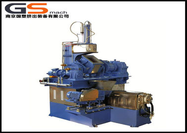 Laboratory 5-10kg/H Capacity Force Feeder Extruder For Plastic Pellet Extrusion Line