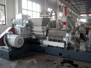 Single Screw Rubber Granules Making Machine For Automobile Air Condition Hose