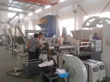 800-1000kg/H Rubber Extruder Machine With Mold Temperature Controller