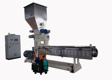 China 180 KW EVA Single Screw Extruder With Water Strand Pellet System factory