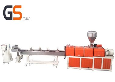 High Speed Filler Masterbatch Machine Plastic Extruder Making Machine