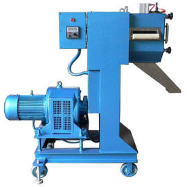 Low Noise Plastic Pellet Extruder Machine / Granulation Equipments For Waste Filament Cutting System