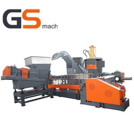 Low Noise Twin & Single Screw Extruder Granulation Machine HFFR Production Line