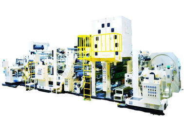 China Constant Tension Control Plastic Lamination Machine PE Paper Lamination Machine Extrusion Coating factory