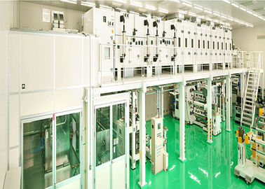 China Durable Plastic Lamination Machine Conductive Wet Coating Composite Extrusion Line factory
