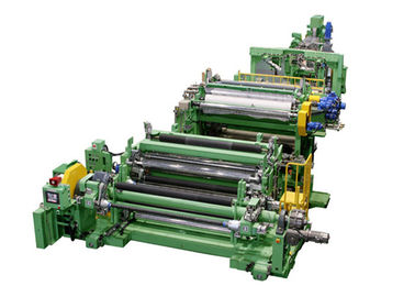Explosion Proof Industry Cast Film Extrusion Line Parallel Twin Screw Design