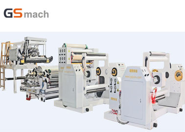 China Cement Bag Plastic Lamination Machine High Efficiency Convenient Operation factory