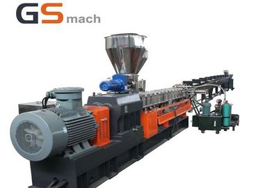 100% Biodegradable granulator twin screw extruder corn starch machine